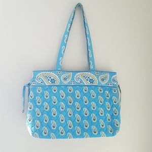 Vera Bradley Shoulder bag Bermuda Blue